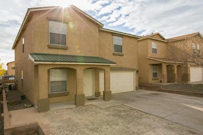 Albuquerque NM Single Family Home For Sale: $218,900
