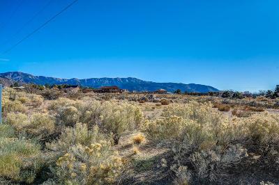 Albuquerque Residential Lots & Land For Sale: 11520 Elena Drive NE