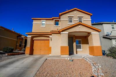 Albuquerque NM Single Family Home For Sale: $168,500
