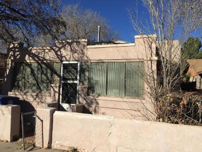 Albuquerque Single Family Home For Sale: 433 Pacific Avenue SW