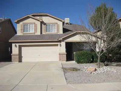 Rio Rancho Single Family Home For Sale: 725 Playful Meadows Circle NE