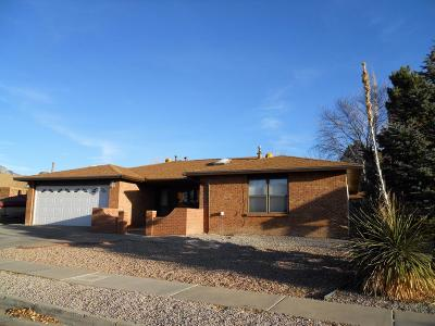 Single Family Home For Sale: 8604 Plymouth Rock Road NE
