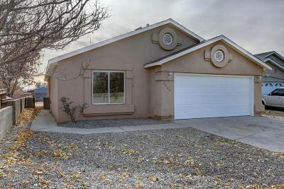 Albuquerque NM Single Family Home For Sale: $142,500