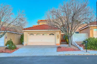 Single Family Home For Sale: 6404 Canterbury NE