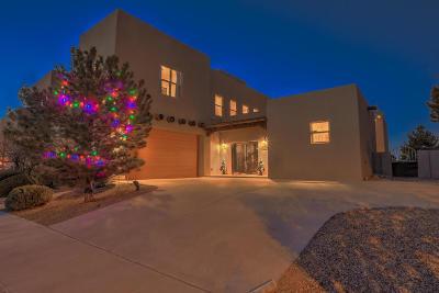 Rio Rancho Single Family Home For Sale: 2601 Redondo Santa Fe Loop NE