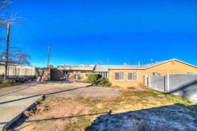 Albuquerque Single Family Home For Sale: 1001 Cerrillos Road SW