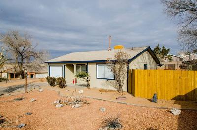 Rio Rancho Single Family Home For Sale: 497 Chippewa Drive SW