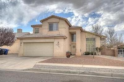 Albuquerque Single Family Home For Sale: 8109 Corte De Aguila NW