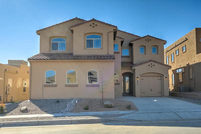 Albuquerque Single Family Home For Sale: 7308 Redbloom Road NW