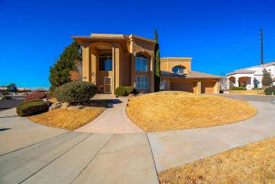 Single Family Home For Sale: 7025 Starshine Street NE