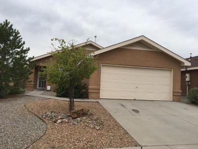 Albuquerque NM Single Family Home For Sale: $139,000