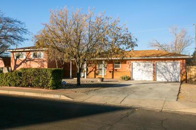 Albuquerque NM Single Family Home For Sale: $267,000