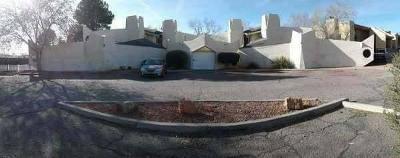 Albuquerque Multi Family Home For Sale: 3409 Tulane Road NE