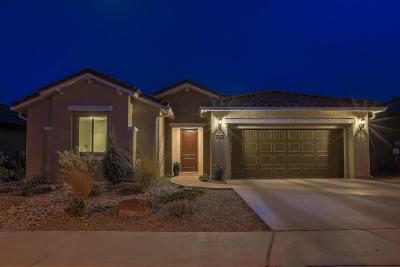 Albuquerque NM Single Family Home For Sale: $465,000
