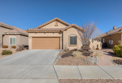 Bernalillo Single Family Home For Sale: 812 Purple Aster