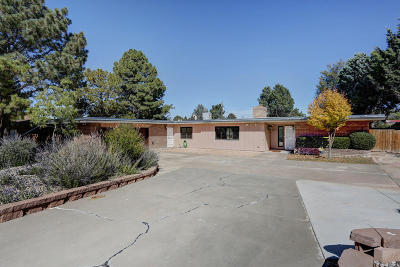 Albuquerque Single Family Home For Sale: 6411 Lovelace Road SE