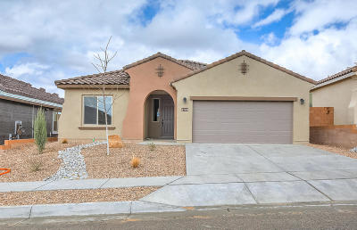 Rio Rancho NM Single Family Home For Sale: $277,055