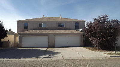 Los Lunas Attached For Sale: 441 Little Wings Loop SW