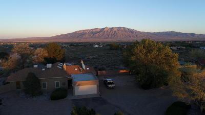 Rio Rancho Single Family Home For Sale: 1821 Alif Road NE