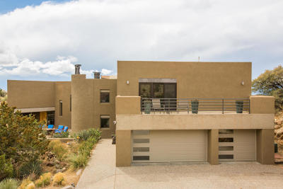 Bernalillo County Single Family Home For Sale: 250 Spring Creek Place NE
