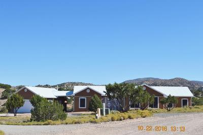 Placitas Single Family Home For Sale: 31 Sinagua Road