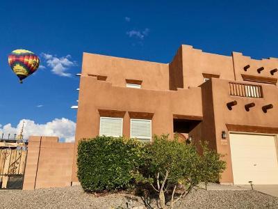 Rio Rancho Single Family Home For Sale: 1519 Santolino Drive SE