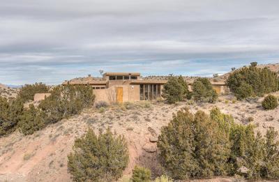 Placitas Single Family Home For Sale: 41 Cienega Canyon Road