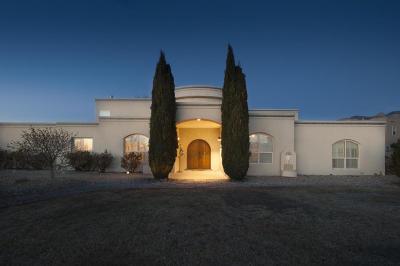Albuquerque Single Family Home For Sale: 8421 Florence Avenue NE