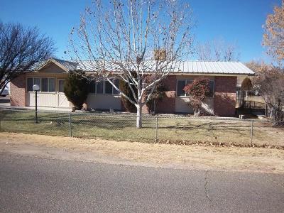 Bernalillo Single Family Home For Sale: 715 Athena Avenue