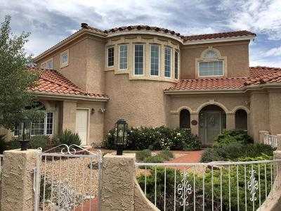 Tijeras, Cedar Crest, Sandia Park, Edgewood, Moriarty, Stanley Single Family Home For Sale: 1 Calle De Oro