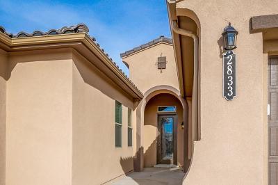 Rio Rancho Single Family Home For Sale: 2833 Cedro Lane SE