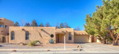 Albuquerque Single Family Home For Sale: 5515 Villa Canela Court NW