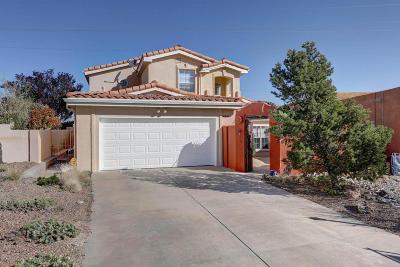 Single Family Home For Sale: 905 Calle Coronado SE