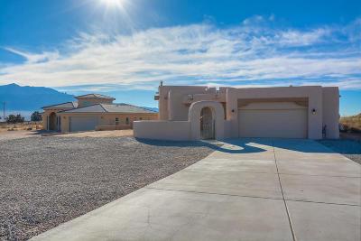Rio Rancho Single Family Home For Sale: 7104 Nacelle Road NE