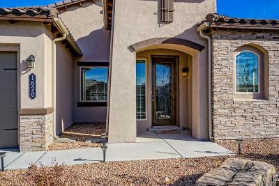 Rio Rancho Single Family Home For Sale: 1620 Roble Drive SE