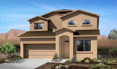 Rio Rancho Single Family Home For Sale: 1015 Grace Court NE
