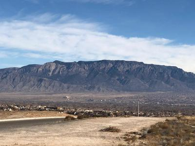 Bernalillo County Residential Lots & Land For Sale: Valiente Road NW