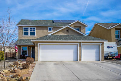 Rio Rancho Single Family Home For Sale: 1136 Reynosa Loop SE