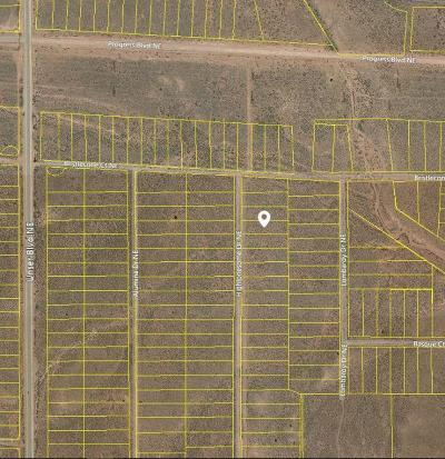 Rio Rancho Residential Lots & Land For Sale: 3908 Highlonesome Drive NE