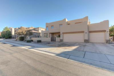 Albuquerque Single Family Home Active Under Contract - Reloca: 8200 Via Encantada NE