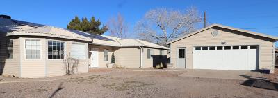 Albuquerque Single Family Home For Sale: 3768 Manchester Drive NW