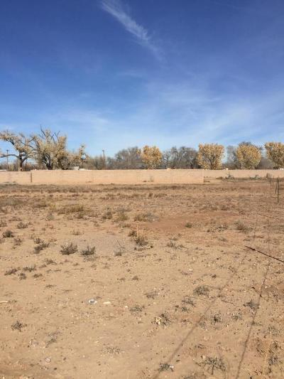 Bernalillo County Residential Lots & Land For Sale: 523 Rohan Road NW