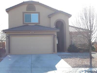 Albuquerque, Rio Rancho Single Family Home For Sale: 2021 Violeta Way SE