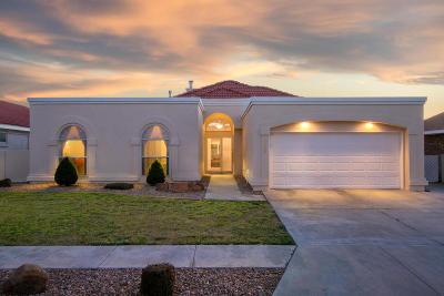 Albuquerque Single Family Home For Sale: 11404 Herman Roser Avenue SE