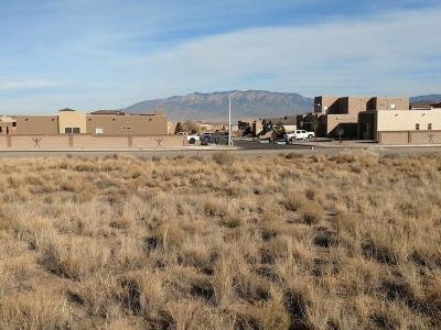 Bernalillo County Residential Lots & Land For Sale: Urraca NW