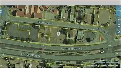 Bernalillo County Residential Lots & Land For Sale: 512 Slate Avenue NE