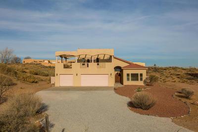 Albuquerque, Rio Rancho Single Family Home For Sale: 1561 Saratoga Drive NE