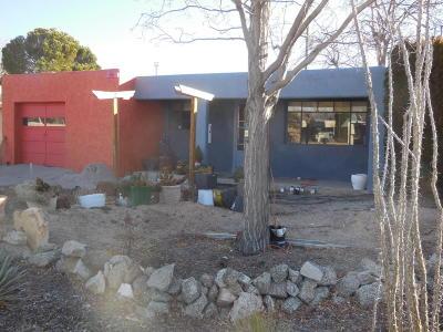 Albuquerque Single Family Home For Sale: 704 Laguayra Drive NE