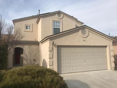 Albuquerque Single Family Home For Sale: 6915 Brindisi Place NW