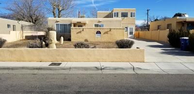 Albuquerque NM Single Family Home For Sale: $149,900